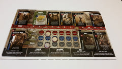 Blood Rage Overlay (for Core Set disks) - Top Shelf Gamer - 1