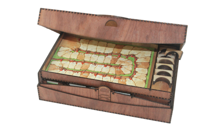 The Standard Box: Compatible with Carcassonne™ (Pre-Assembled)