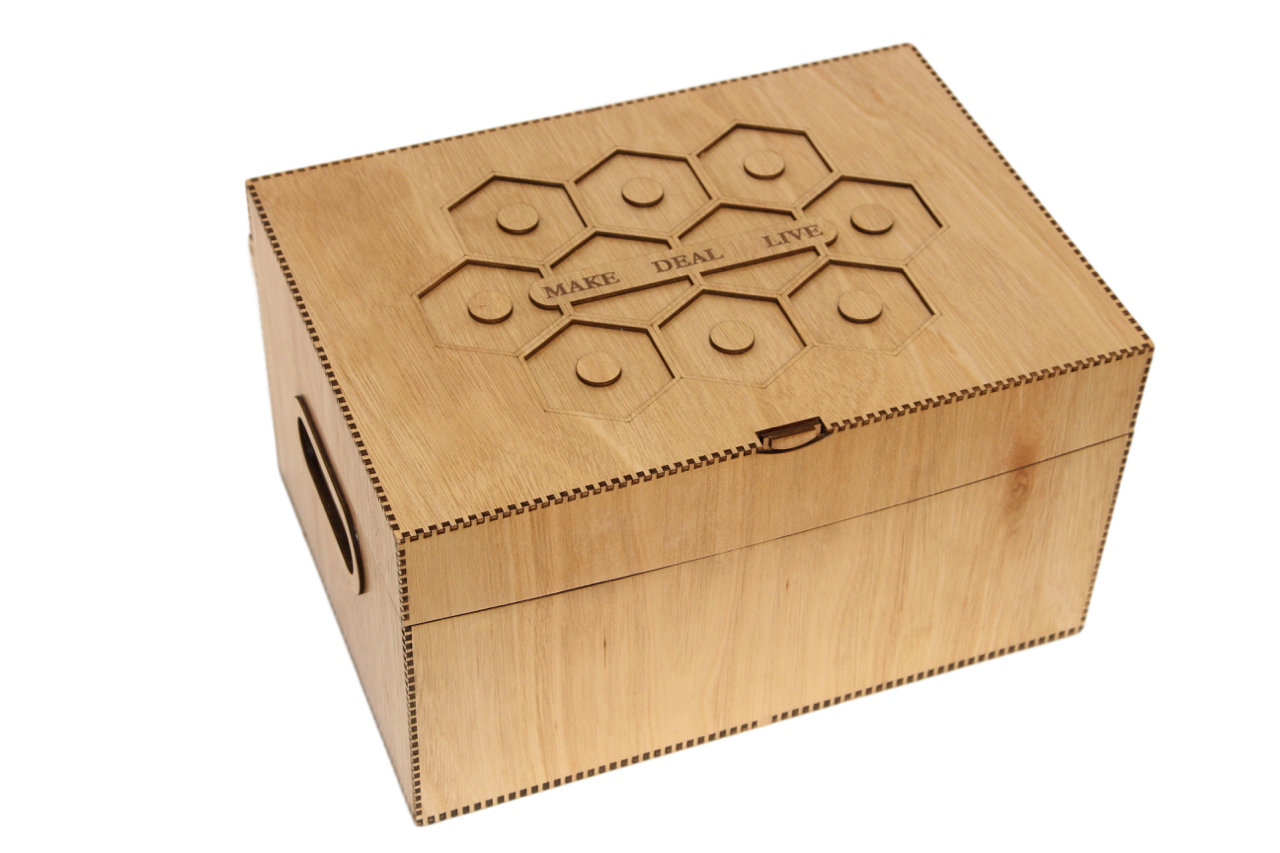 Box Organizer Compatible With Catan