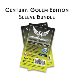 Card Sleeve Bundle: Century: Golem Edition™