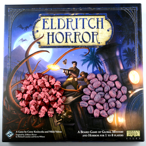 Deluxe Token Bundle compatible with Eldritch Horror™