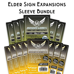 Card Sleeve Bundle: Elder Sign™ Expansions