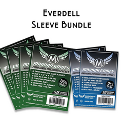 Card Sleeve Bundle: Everdell™ plus expansions