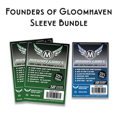 Card Sleeve Bundle: Founders of Gloomhaven™