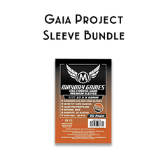 Card Sleeve Bundle: Gaia Project™