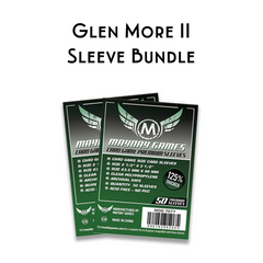 Card Sleeve Bundle: Glen More II™