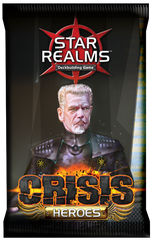 Star Realms: Crisis: Heroes [clearance] - Top Shelf Gamer