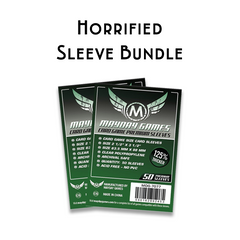 Card Sleeve Bundle: Horrified™