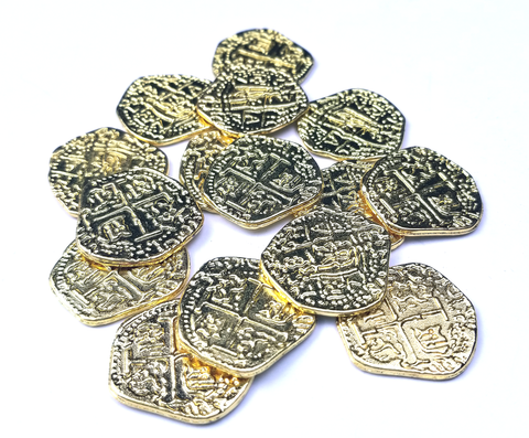 Coin Bundle Compatible with Libertalia™ (set of 75)