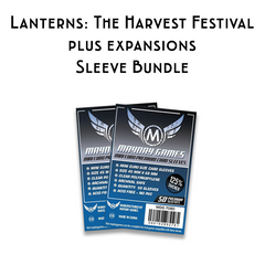 Card Sleeve Bundle: Lanterns: The Harvest Festival™ plus Expansions