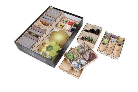 Organizer Compatible with Mage Knight