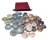 Coin Bundle Compatible with Castles of Mad King Ludwig™ (set of 62)