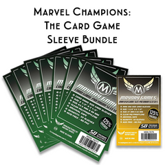 Card Sleeve Bundle: Marvel Champions: The Card Game™