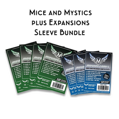 Card Sleeve Bundle: Mice and Mystics™ plus Expansions