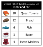 Deluxe Token Bundle compatible with Near and Far™ (set of 43)