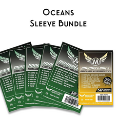 Card Sleeve Bundle compatible with Oceans™