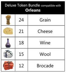 Deluxe Token Bundle compatible with Orleans™