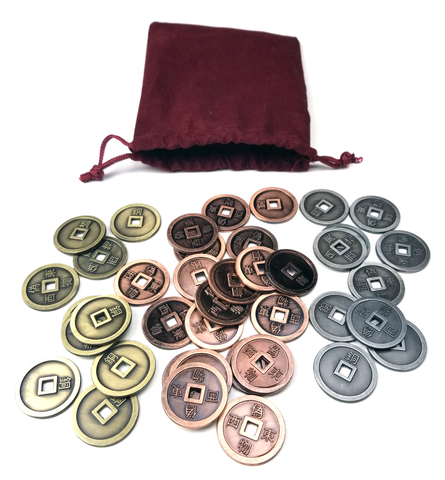 Coin Bundle Compatible with The Voyages of Marco Polo™ (set of 40)