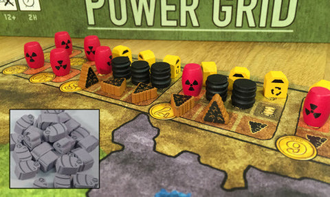 Power Grid (set of 84)