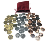 Coin Bundle Compatible with Suburbia™ (set of 70)
