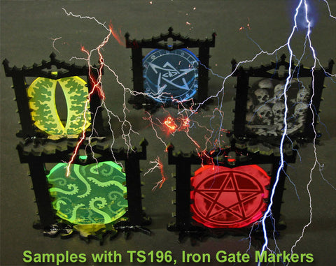 Tentacles, Sealed Gate Tokens (set of 3)