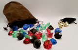 Bag of Gems compatible with Splendor (set of 44)