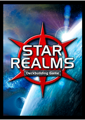 Star Realms Sleeves (set of 50) - Top Shelf Gamer