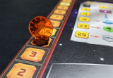 Tracking Markers and Pawns for Terraforming Mars (set of 9)