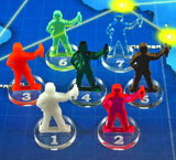 Player Pawn Upgrade Set for Pandemic