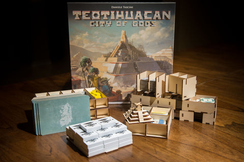 Insert Compatible with Teotihuacan™ 2.0