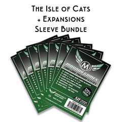 Card Sleeve Bundle: The Isle of Cats™ plus Expansions