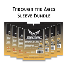 Card Sleeve Bundle: Through the Ages™