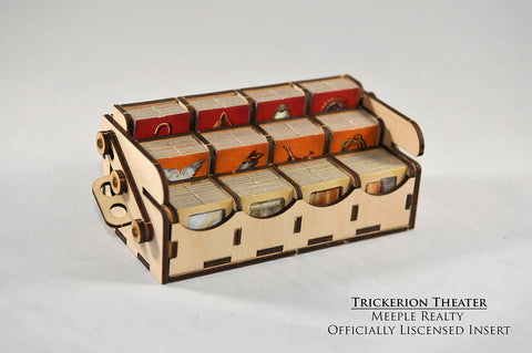 Insert Compatible with Trickerion™