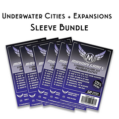 Card Sleeve Bundle: Underwater Cities™ plus Expansions