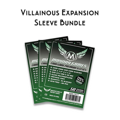 Card Sleeve Bundle: Villainous™ Expansion