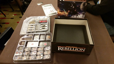 Zen Bins: Rebellion Custom Trays