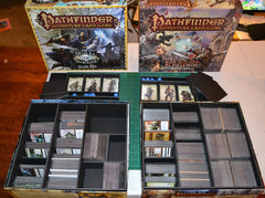 Pathfinder Card Game Foamcore Insert (pre-assembled) - Top Shelf Gamer - 1