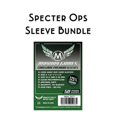 Card Sleeve Bundle: Specter Ops™
