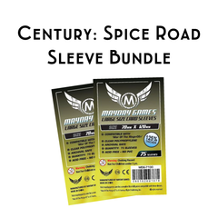 Card Sleeve Bundle: Century™ Spice Road