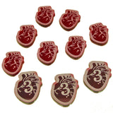 Cthulhu, Health Token Set, Translucent Red (10)