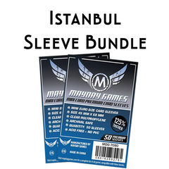 Card Sleeve Bundle: Istanbul™, plus expansions