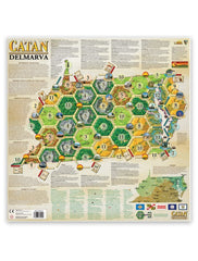 Catan Geographies: W. Virginia, Virginia, Maryland, Delaware [clearance] - Top Shelf Gamer