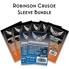 Card Sleeve Bundle: Robinson Crusoe