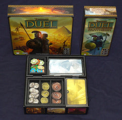 7 Wonders: Duel- Version 2 Foamcore Insert (pre-assembled)