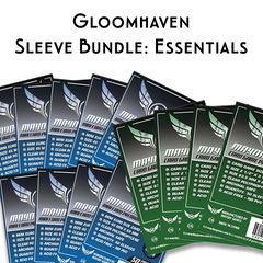 Card Sleeve Bundle: Gloomhaven™: Essentials