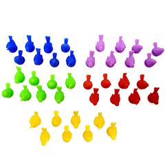 Birds compatible with Wingspan (set of 40)