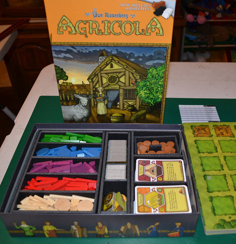 Agricola Foamcore Insert (pre-assembled)