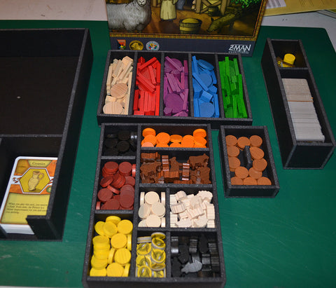 Agricola™ Foamcore Insert (pre-assembled)