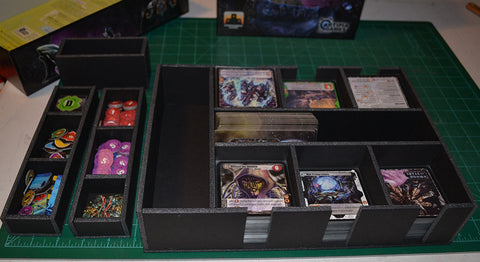 Among the Stars Foamcore Insert (pre-assembled)