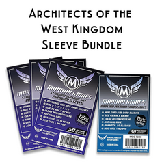 Card Sleeve Bundle: Architects of the West Kingdom™